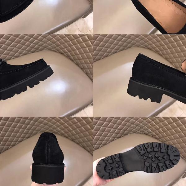 Custom Walk Suede Loafer Shoe Comfort Flat Mens Slippers9