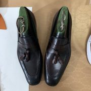 Latest Style Customize Men Goodyear Welted Loafer Shoe