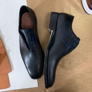 Men Dress Shoe Goodyear Leather Footwear