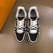 Men Flat Fashion Basketball Casual Trainers